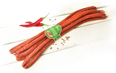 Kabanosy pepperoni