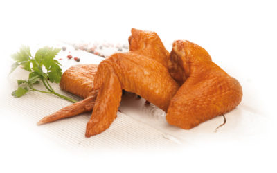 Skrzydło z kurczaka wędzone
