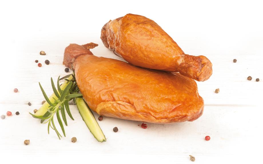 Udko z kurczaka wędzone